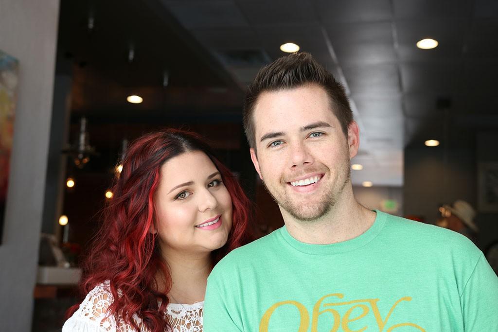Nook's Matt & Nikki Thompson (Credit: Adam Lehrman)