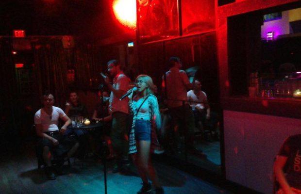 Karaoke at IBT's (Credit: IBT's)
