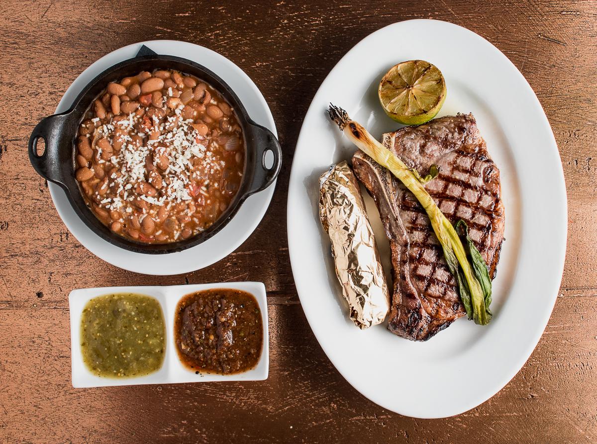 NY Strip at Charro Steak (Photo courtesy of Charro Steak)